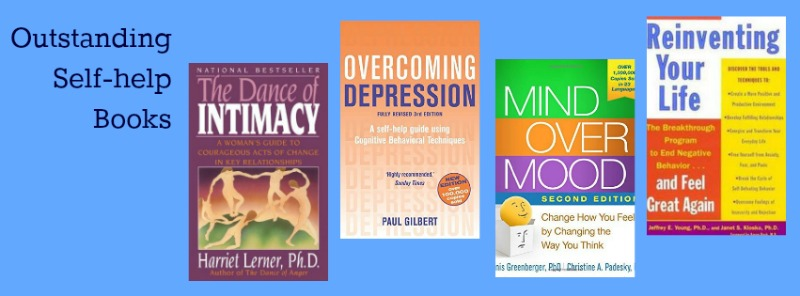 Psychology Self-help Books